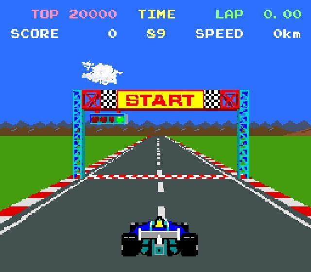 Pole Position - Racing Games