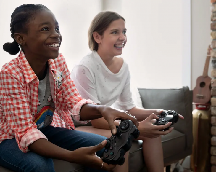 the benefits of playing video games as a child